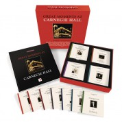 Çeşitli Sanatçılar: Great Moments At Carnegie Hall - CD
