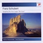 """Daniel Barenboim, Berliner Philharmoniker: Schubert: Symphony No. 9 in C Major D944 """"The Great"""" - CD"""