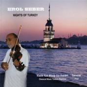 Erol Seber: Nights Of Turkey - CD