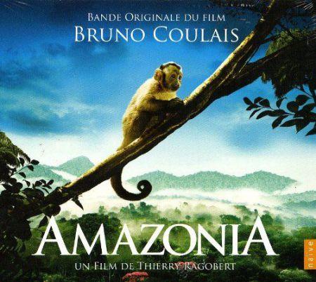 Bruno Coulais: Amazonia - CD