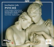 Boston Early Music Festival Orchestra, Paul O'Dette, Stephen Stubbs: Lully: Psyché - CD