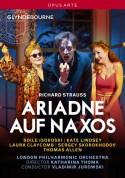 Strauss: Ariadne auf Naxos - DVD