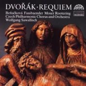 Czech Philharmonic Orchestra, Wolfgang Sawallisch: Dvorak: Requiem - CD