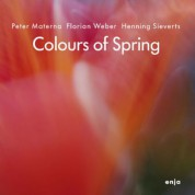 Peter Materna: Colours of Spring - CD