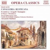 Mascagni: Cavalleria Rusticana - CD