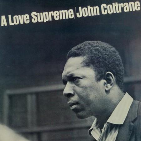 John Coltrane: A Love Supreme (Limited Edition - Transparent Clear Vinyl) - Plak