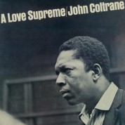 John Coltrane: A Love Supreme (Limited Edition - Transparent Clear Vinyl) - Plak