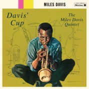 Miles Davis: Davis' Cup (Alternative Original Cover) - Plak