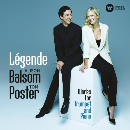 Alison Balsom, Tom Poster: Alison Balsom - Legende - CD