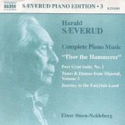 Saeverud: Complete Piano Music, Vol. 3 - CD