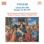 Vivaldi: Gloria, Rv 589 / Beatus Vir, Rv 597 - CD