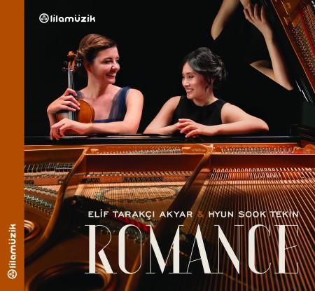 Elif Tarakçı Akyar, Hyun Sook Tekin: Romance - CD
