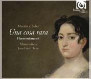 Moonwinds, Joan Enric Lluna: Martin Y Soler: Una cosa rara - CD