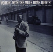 Miles Davis: Workin' With The Miles Davis Quintet - Plak