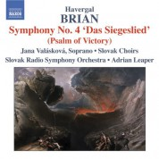 Adrian Leaper: Brian: Symphonies Nos. 4 and 12 - CD