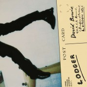 David Bowie: Lodger (2017 Remastered Version) - CD