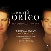 Philippe Jaroussky: La Storia Di Orfeo - CD