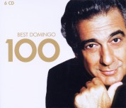 Plácido Domingo: Best 100 - Plácido Domingo - CD