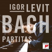 Igor Levit: Bach: Partitas - CD