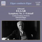 Sir Edward Elgar: Elgar, E.: Symphony No. 1 / Falstaff (London Symphony, Elgar) (1930-1932) - CD