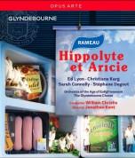 Rameau: Hippolyte et Aricie - BluRay