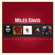 Miles Davis: Original Album Series - CD