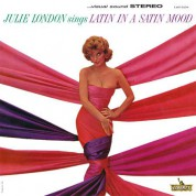 Julie London: Latin In A Satin Mood (200g-edition) - Plak
