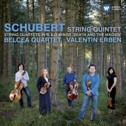 Belcea Quartet, Valentin Erben: Schubert: String Quintet, String Quartet No 14, 15 - CD