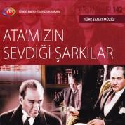 Çeşitli Sanatçılar: TRT Arşiv Serisi 142 - Ata'mızın Sevdiği Şarkılar - CD