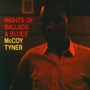Lex Humphries, McCoy Tyner: Night of Ballads & Blues - CD