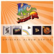 KC & The Sunshine Band: Original Album Series - CD