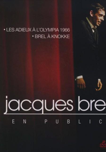 Jacques Brel: Brel En Public - DVD