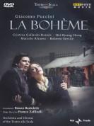 Cristina Gallardo-Domas, Hei-Kyung Hong, Marcelo Alvarez, Roberto Servile, La Scala Orchestra, Bruno Bartoletti: Puccini: La Boheme - DVD