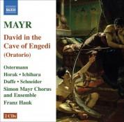 Franz Hauk: Mayr: David in spelunca Engaddi (David in the Cave of Engedi) - CD