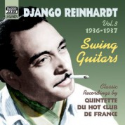 Reinhardt, Django: Swing Guitars (1936-1937) - CD