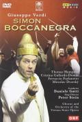 Verdi: Simon Boccanegra - DVD