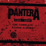 Pantera: The Complete Studio Albüm 1990 - 2000 - Plak