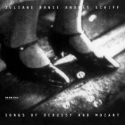 Juliane Banse, András Schiff: Songs of Debussy and Mozart - CD
