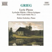 Grieg: Lyric Pieces / Peer Gynt Suite No. 2 - CD