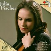 Julia Fischer: J.S. Bach: Sonatas & Partitas - SACD