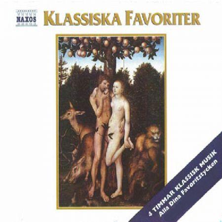 Çeşitli Sanatçılar: Klassiska Favoriter (Classical Favourites) - CD