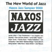 The New World of Jazz - Naxos Jazz Sampler 2000 - CD