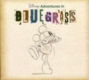 Çeşitli Sanatçılar: Disney Adventures in Bluegrass - CD