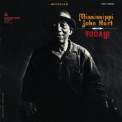 Mississippi John Hurt: Today! - Plak