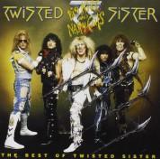 Twisted Sister: Big Hits & Nasty Cuts - CD
