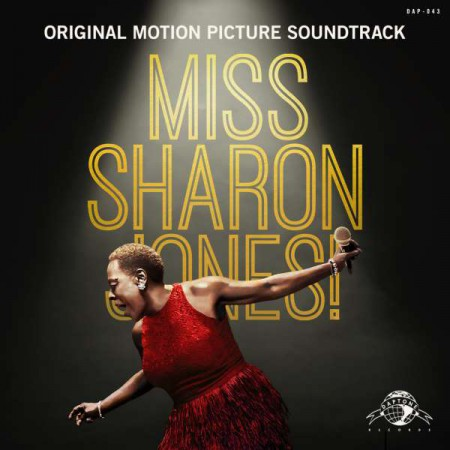 Sharon Jones: Miss Sharon Jones! - Plak