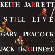 Keith Jarrett, Gary Peacock, Jack DeJohnette: Still Live - CD