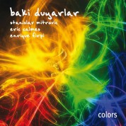 Baki Duyarlar: Colors - CD