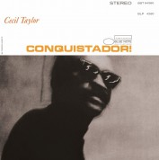 Cecil Taylor: Conquistador! - Plak