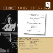 Idil Biret Archive Edition, Vol. 11 - CD
